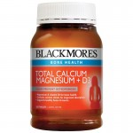 Blackmores Total Calcium & Magnesium + D3 200 Tablet