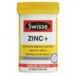 Swisse Ultiboost Zinc+ 60 Tablet